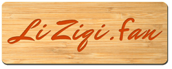 Liziqi Fan Logo